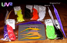 Mangum's Original UV2 Mini Dragon Tails