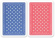 Copy of Da Vinci NEVE, Italian 100% Plastic Playing Cards, 2-Deck Set Poker Size,  Normal Index
