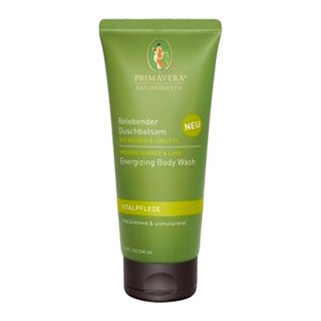Energizing Body Wash - Ginger Lime