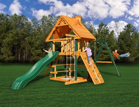 Natural Play Areas