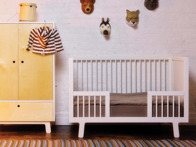 Oeuf Conversion Crib