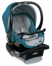 Combi Shuttle Infant Car Seat - Teal