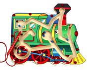 Anatex Magnetic Train Maze