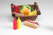 Anatex Picnic Lunch Basket