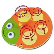 Hape Toys Caterpillar Head Wall Panel DS