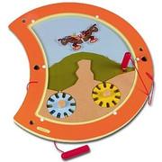 Hape Toys Caterpillar Balance Wall Panel DS