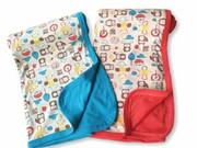 Mezoome Design Organic Summer Stroller Blanket