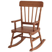 Levels of Discovery Simply Classic Rocker in Maple Finish