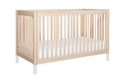 Babyletto Gelato 4 in 1 Convertible Crib with Toddler Rail