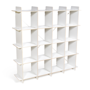 Sprout Kids 16 Cubby Organizer - White