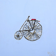 """""""MONOCYCLE""""    by PETITE + POIS"""