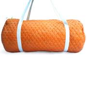 Aunt Bucky Wood Duffle Bag