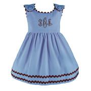 Princess Linens Bon Bon Corduroy Dress