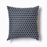Twinkle Living Lego Throw Pillow in Navy-White