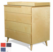 TrueModern 11 Ply Changing Table Dresser