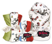 Trend Lab Dr. Seuss Cat in the Hat Blooming Bouquet 3 Piece Set