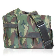 Diaper Dude Messenger II Bag Camo
