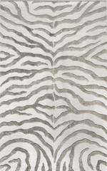 nuLOOM Rugs Earth in Grey - Size 5 x 8