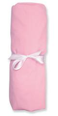 Trend Lab Pink Cotton Jersey Sheet-