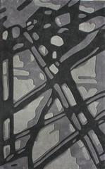 nuLOOM Rugs Cine Paint Splatter Grey Area Rug