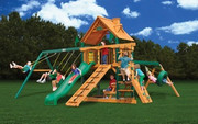 Gorilla Playsets Frontier - Wood Roof