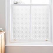 Emma Jeffs Adhesive Window Film - Pearl