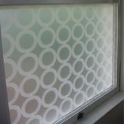 Emma Jeffs Adhesive Window Film, Orba