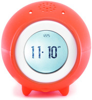 Nanda Home Tocky Analog Alarm Clock - Red
