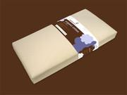 Naturepedic No-Compromise Organic Cotton Ultra 252 Seamless Crib Mattress