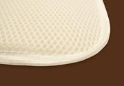 Naturepedic Non-Waterproof Crib Airflow Topper Flat