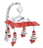 Trend Lab Dr. Seuss Cat in the Hat Mobile
