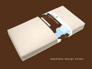 Naturepedic No-Compromise Organic Cotton Lightweight Classic Seamless Crib and Toddler Mattress