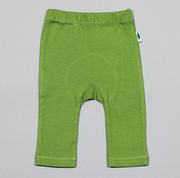 The Green Creation Green Olive Flexi Pant