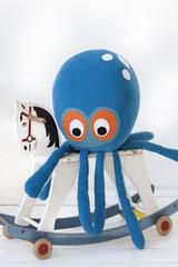 Ferm Living Octopus - Cushion