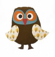 Ferm Living Owl Cushion