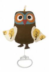 Ferm Living Owl Music Mobile
