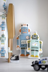 Ferm Living Mr. Small Robot