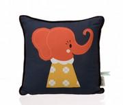 Ferm Living Elle Elephant Cushion