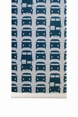 Ferm Living Rush Hour Wall Smart Wallpaper