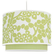 Oilo Modern Berries Double Cylinder Light - Spring Green