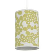 Oilo Modern Berries Cylinder Light - Spring Green