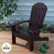 KidKraft Adirondack Chair in Espresso