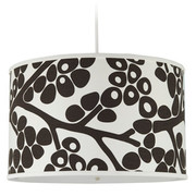 Oilo Modern Berries Large Cylinder Light - Brown