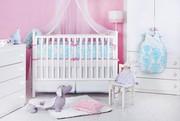 Novela Ella Light Blue Bedding Set