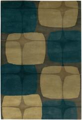 Chandra Rugs Kathryn Doherty KAT2005 Wool Area Rug
