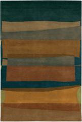 Chandra Rugs Kathryn Doherty KAT2006 Wool Area Rug