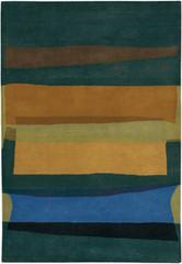 Chandra Rugs Kathryn Doherty KAT2007 Wool Area Rug