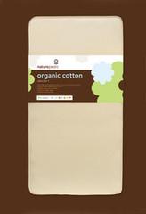 Naturepedic 2 in 1 Organic Cotton Ultra 252 Crib Mattress
