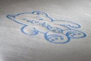 Beck to Nature Honey Bear Patterned Zippered Mattress Cover