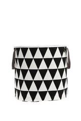 Ferm Living Triangle Basket - Black